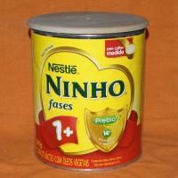 TAMPA DE MDF CRU SEM PUXADOR PARA LEITE NINHO 800 GRAMAS