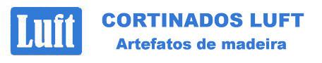 CORTINADOS LUFT ARTEFATOS DE MADEIRA E MDF